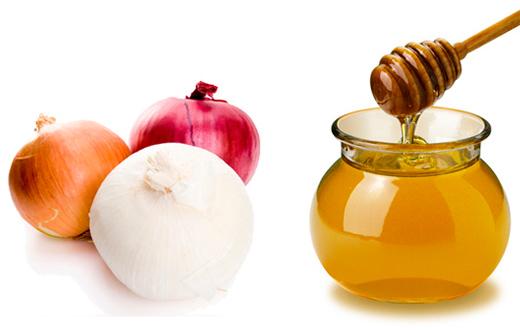 Recetas para el cabello con cebolla y miel