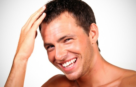Solucion con plasma rico en plaquetas para la alopecia en hombres y mujeres