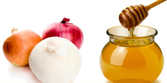 Evitar la caida del cabello con el jugo de cebolla y miel