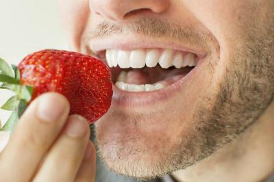 Fresas para prevenir la caida del cabello